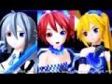 PDX Mod Full Cool Medley Cyber Rock Jam -ft Kasane Teto.Akita Neru.Yowane Haku - PS VITA