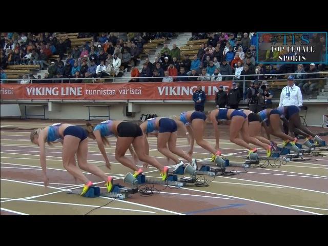 2017-06-13 100m H - Paavo Nurmi Games 2017