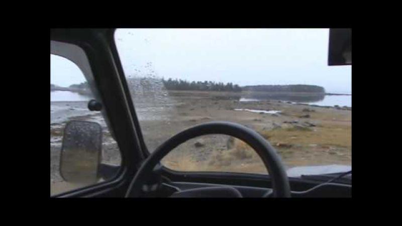 Обдув боковых стекол УАЗ Hunter