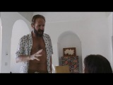 Ralph Fiennes dancing in A BIGGER SPLASH - The Rolling Stones Emotional Rescue