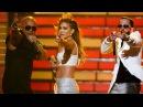 Jennifer Lopez - Goin' In & Follow The Leader feat Wisin y Yandel (Live American Idol)
