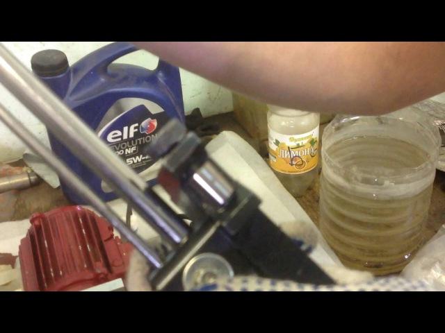 Микрокерамика Wagner заставляет масло Elf работать