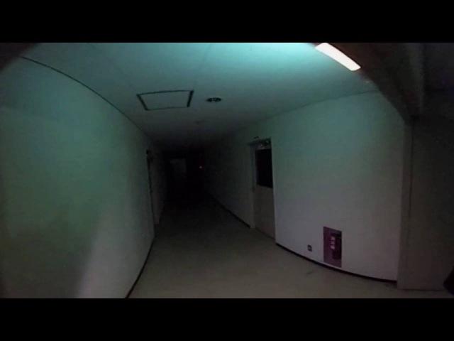 【360°VRホラー映像作品】「ヒトリアルキ」【茨大2016菅谷ゼミ・プロジェク124