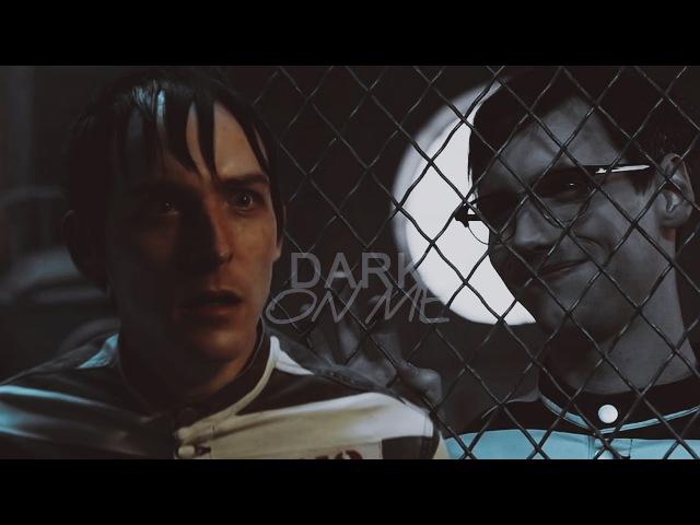 Dark on me; edward oswald