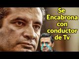 ¡Conductor de Tv humilla a Ochoa Reza en Entrevista Le dice sus verdades!