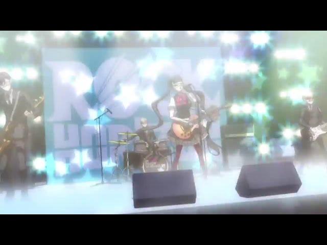 12 END серия Не скрывая крик - Fukumenkei Noise русская озвучка OnLy