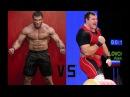 Klokov vs Lovchev Strongman battle