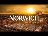 Norwich Cathedral Flow Motion (by Rob Whitworth). Норидж, Восточная Англия