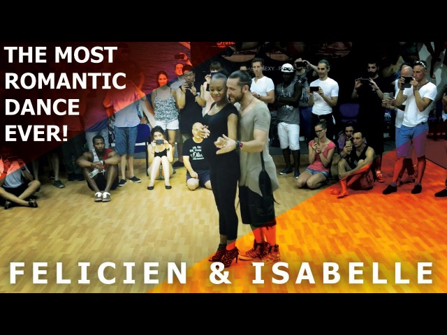 Jennifer Dias - Love You / Isabelle Felicien Kizomba Dance @ SSD 0017