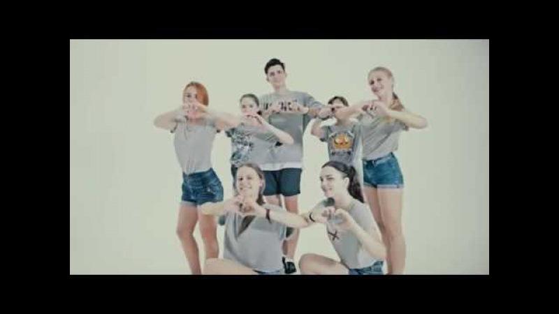 Студия современных танцев FS dance studio (Minsk) - August Intensive 2016 (Солдак Елена)
