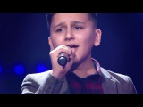 Abu - 'My Heart Will Go On' Blind Auditions The Voice Kids VTM