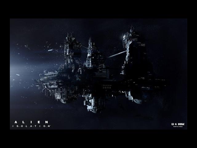Alien: Isolation Прохождение ► очко жим-жим ► 1