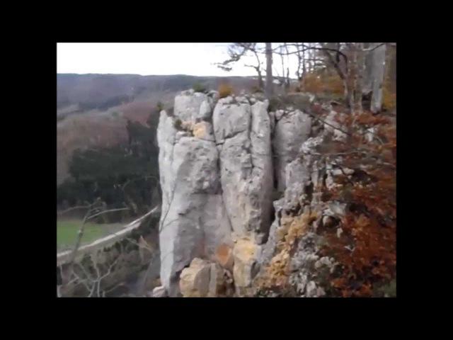 Oberes Donautal Kloster Beuron Burg Wildenstein