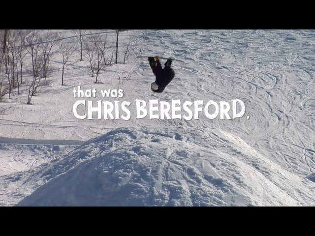 Chris Beresford from Think Thank is Braindead and Having a Heart Attack
