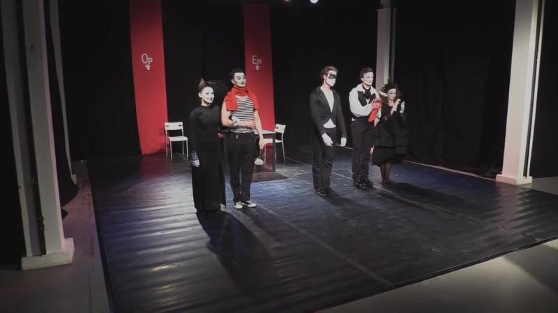 Спектакль по пьесе С Мрожека Вдовы