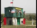 На войсковом полигоне «Южный» началась подготовка к танковому биатлону