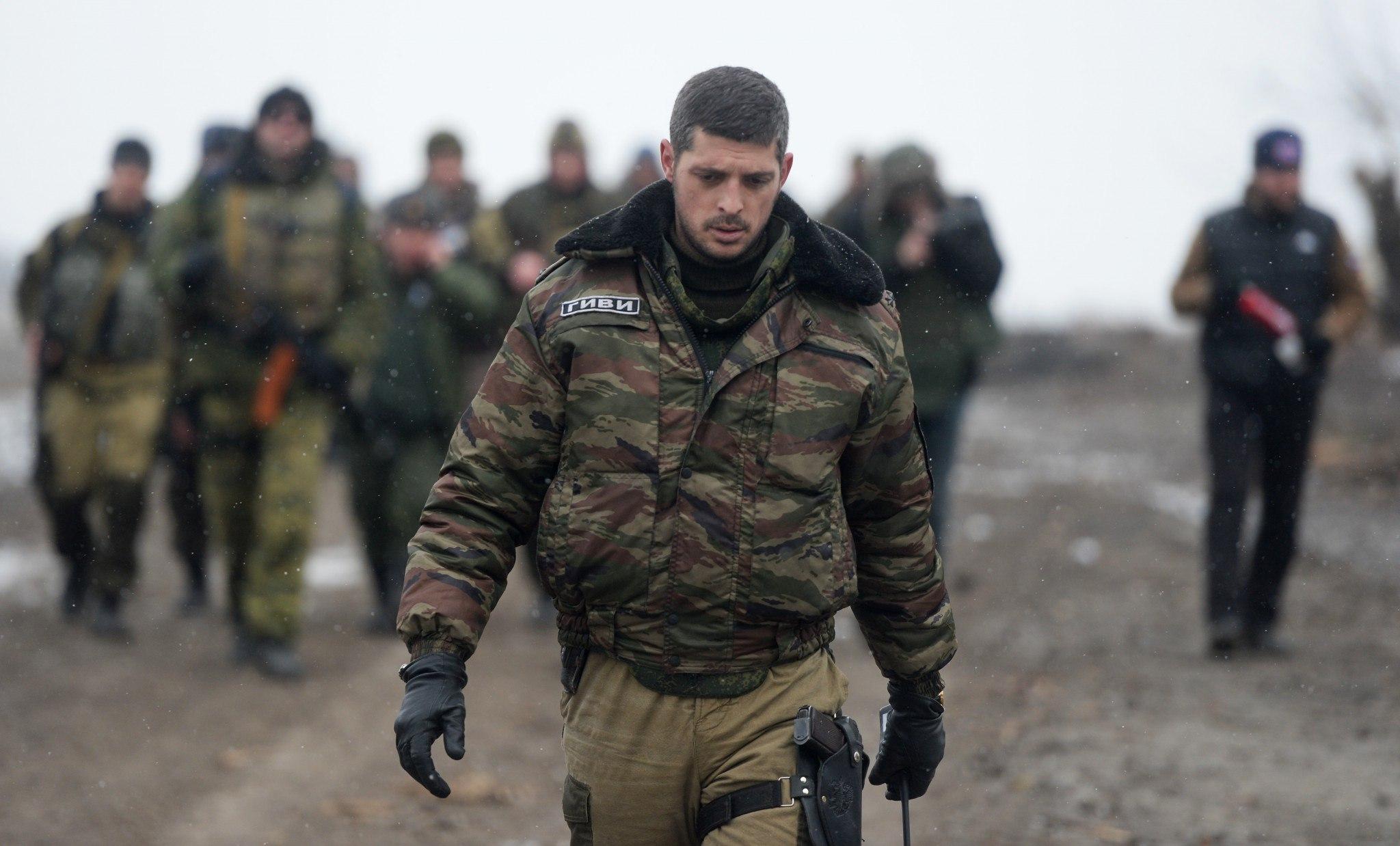 Командир подразделения «Сомали» Михаил Толстых убит в Донецке