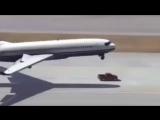 УАЗ Патриот спас самолёт