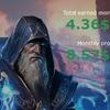 Earn Money Wizard -- Windows application