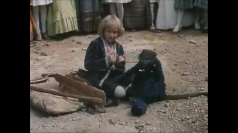 Без семьи : драма, серия 1/2 - (ТВ) (1984) (A/R)