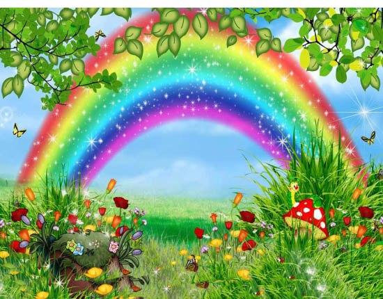 cufTskjQh28 - Из радуги красок рожденное слово