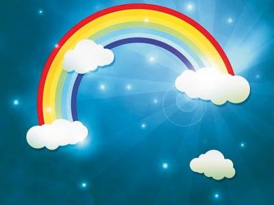 bU3Edf5N6r8 - Из радуги красок рожденное слово