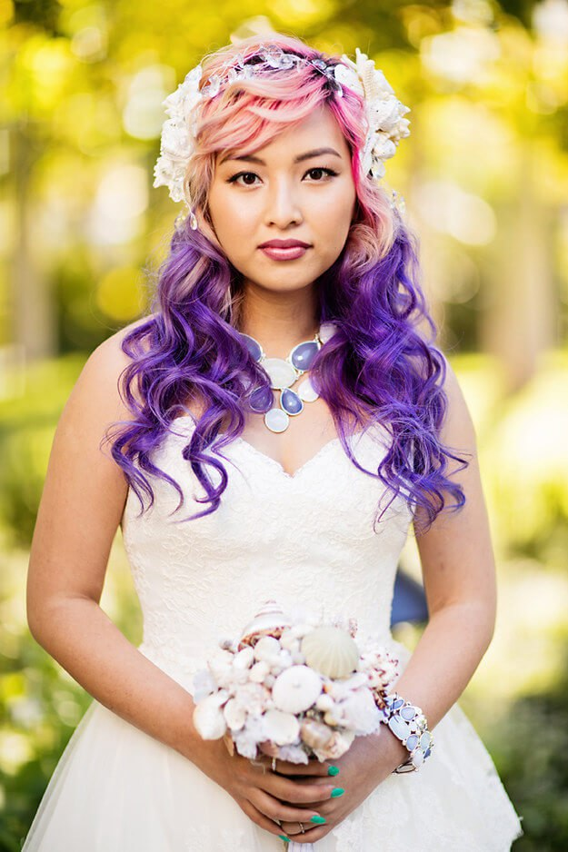 ISZ90LxYOYU - Цвет вашей свадьбы (22 фото)