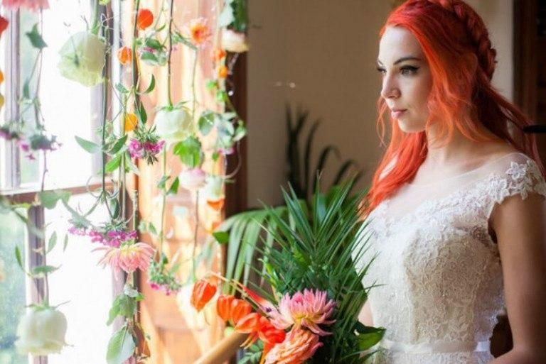 Цвет вашей свадьбы