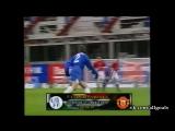 Челси - Ман Юнайтед  зол Дзола  22.02.1997