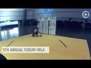 VRLA 2017 - ANTILATENCY