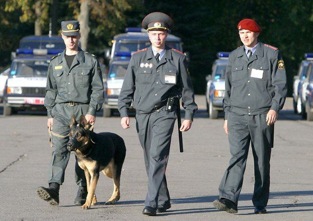 Полиция задержала вора в маршрутках