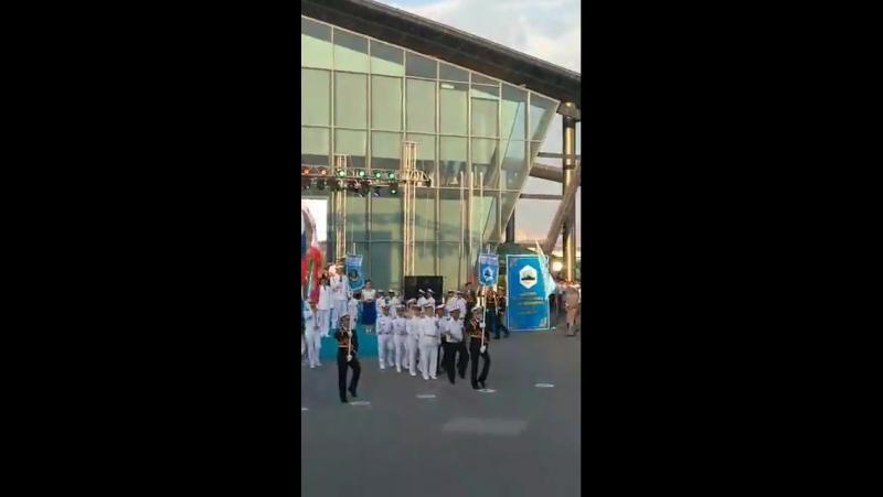 Dəniz kuboku 2017 beynəlxalq yarışının açılış mərasimi