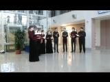 Концерт европейской пасхальной музыки в НГУ 1