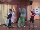 24.05.17 Гимназия 5 11 класс танец с противогазами