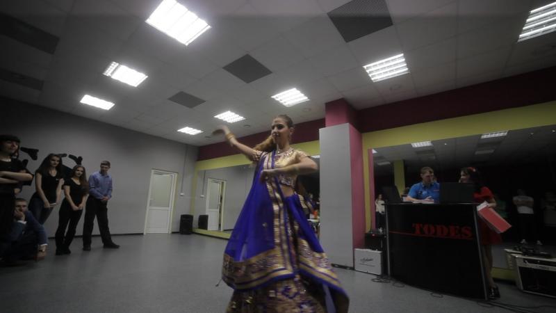 Аджанта г Кемерово Школа танцев Сальса Кубана Трезвая вечеринка Соло Таня Курочкина Prem Ratan Dhan Payo 1 04 17