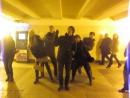2011-11-23_Студия эстрадного вокала На-Заре в метро в г. Мокве