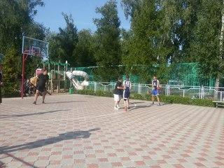 Открытый турнир по стритболу посвященный Дню Нефтяника