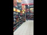 DJ Maksy in Supermarket