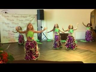 группа Амира- восточный танец Эдельвейс