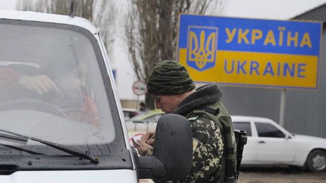 Крымчане стали чаще ездить на Украину