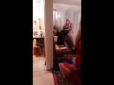 Чеченка застукала мужа при измене