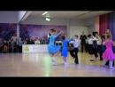 конкурс по бальным и спортивным танцам 19.02.2017