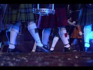 Кельтский оркестр волынок и барабанов Евросоюза (2016 год)