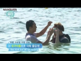 [WoollimVN] Vietsub 130925 The Sea I Wanted Sunggyu learning to swim Cut
