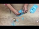 Акула поделка игрушка для детей