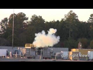В США испытали боевую электромагнитную пушку предназначенную для сдерживания России!