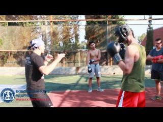 Боксерский клуб Ударник - ТАЙМИНГ - Сборы в Алуште, Крым - 2017.