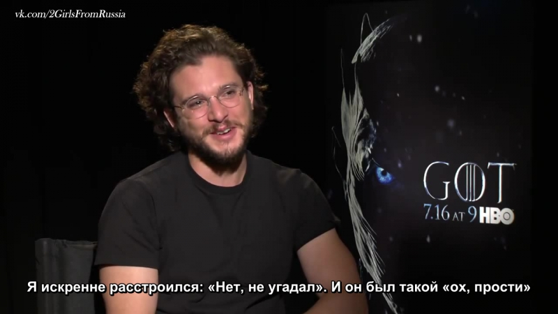 Game of Thrones Stars Hilarious Fan Encounters! - TVLine Rus(sub)
