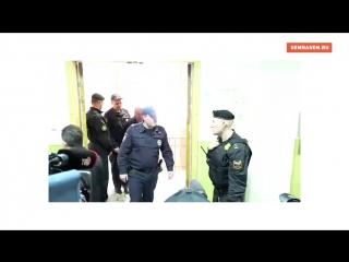 Суд по мере пресечения экс главы Марий Эл Леонида Маркелова