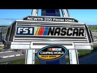 2017 NASCAR Camping World Truck Series - Round 09 - Iowa 200